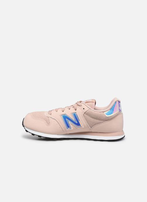 Sneaker New Balance GW500 rosa ansicht von vorne