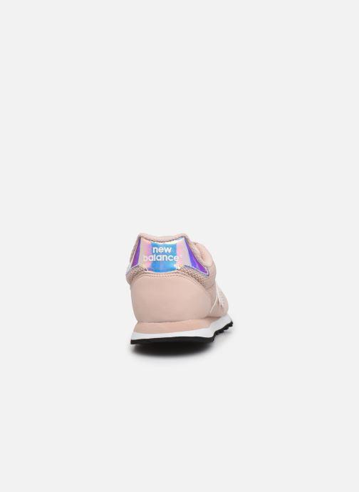 Sneaker New Balance GW500 rosa ansicht von rechts