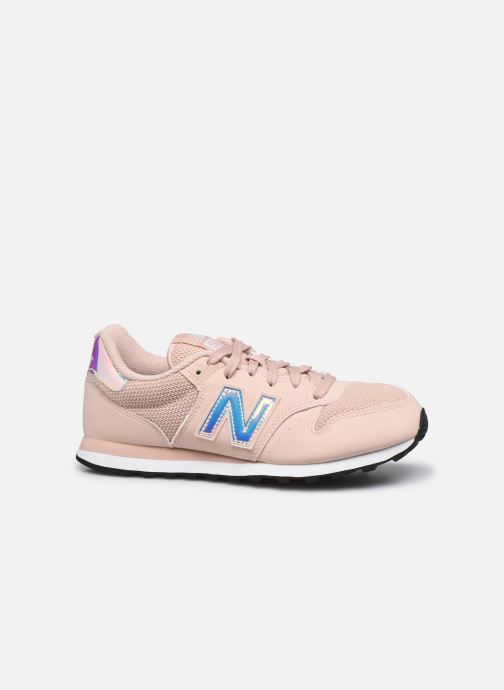Sneaker New Balance GW500 rosa ansicht von hinten