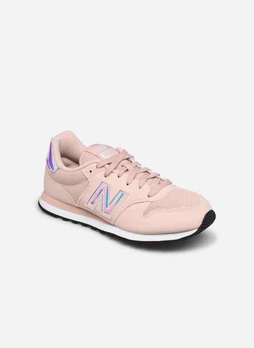 Sneaker New Balance GW500 rosa detaillierte ansicht/modell
