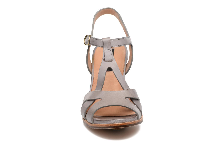 Sandales et nu-pieds Neosens Gloria 193 Gris vue portées chaussures