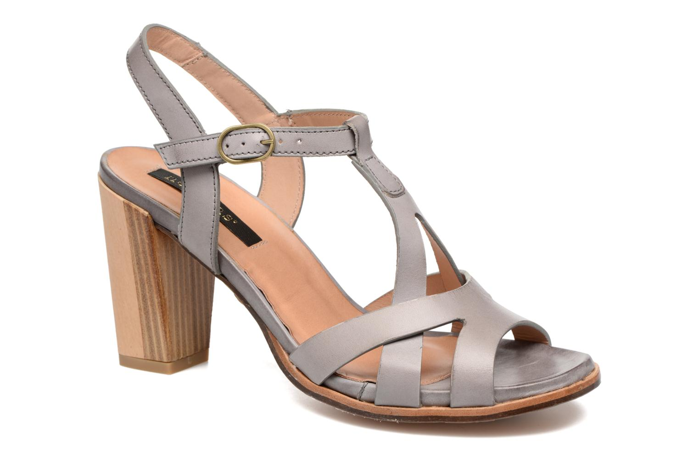 Sandales et nu-pieds Neosens Gloria 193 Gris vue détail/paire