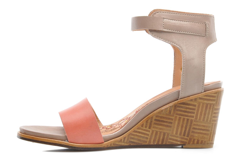 Sandales et nu-pieds Neosens Noah 237 Orange vue face