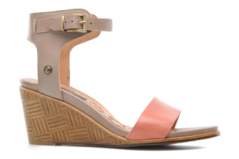 Sandalen Neosens Noah 237 orange ansicht von hinten