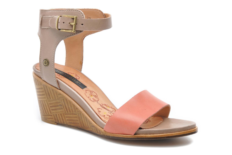 Sandales et nu-pieds Neosens Noah 237 Orange vue détail/paire