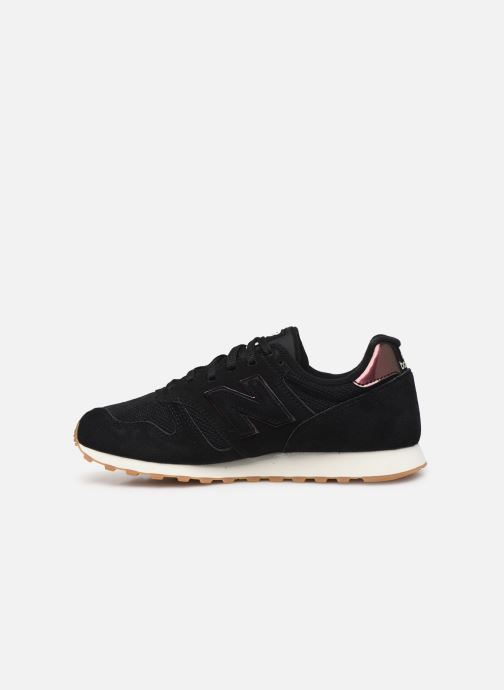 Trainers New Balance WL373 Black front view