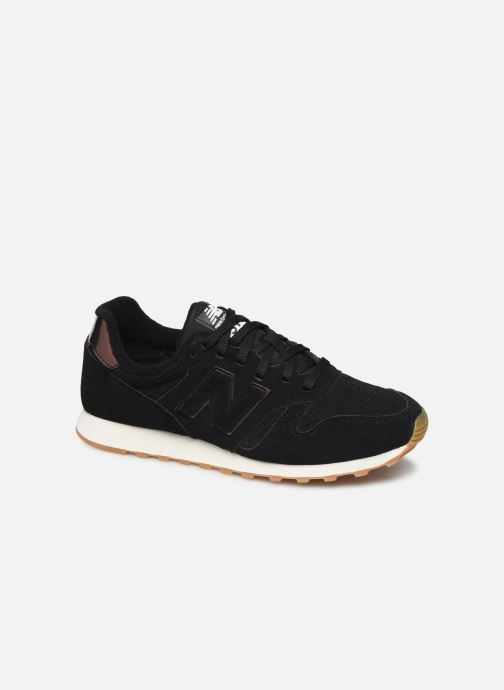Trainers New Balance WL373 Black detailed view/ Pair view