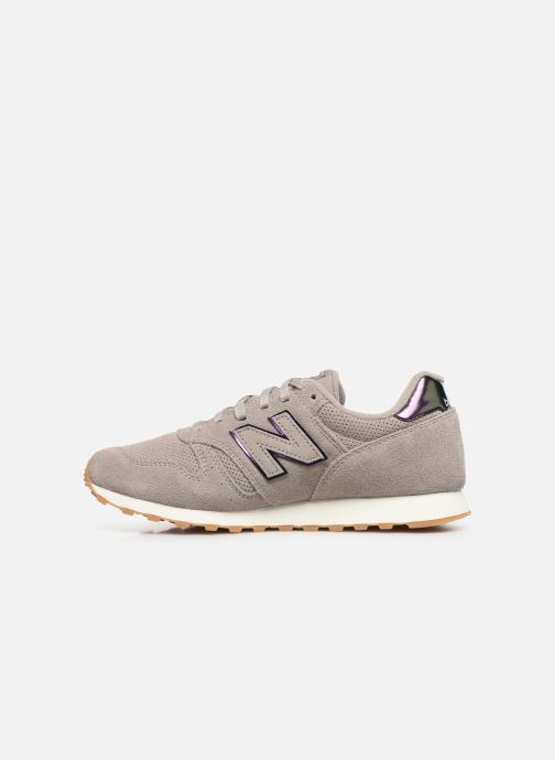 Trainers New Balance WL373 Grey front view