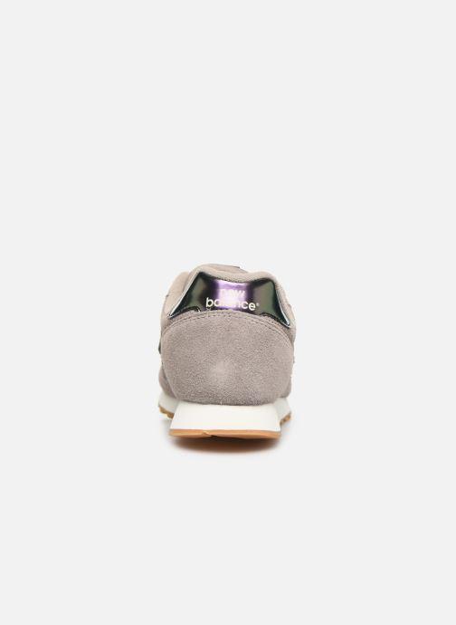 Sneaker New Balance WL373 grau ansicht von rechts