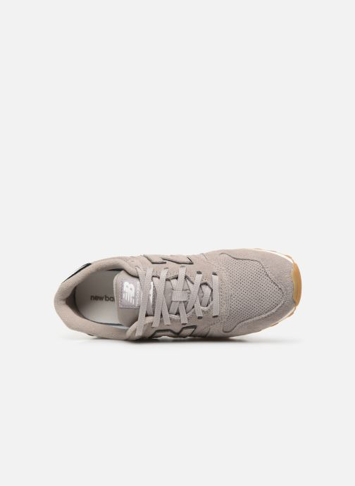 Baskets New Balance WL373 Gris vue gauche