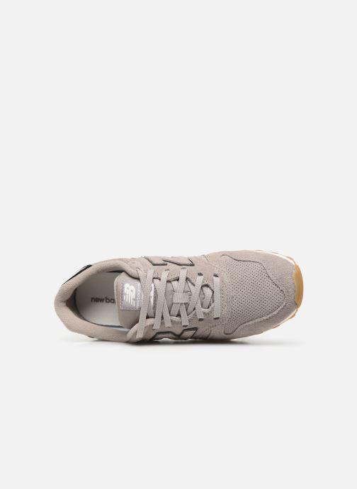 Sneaker New Balance WL373 grau ansicht von links