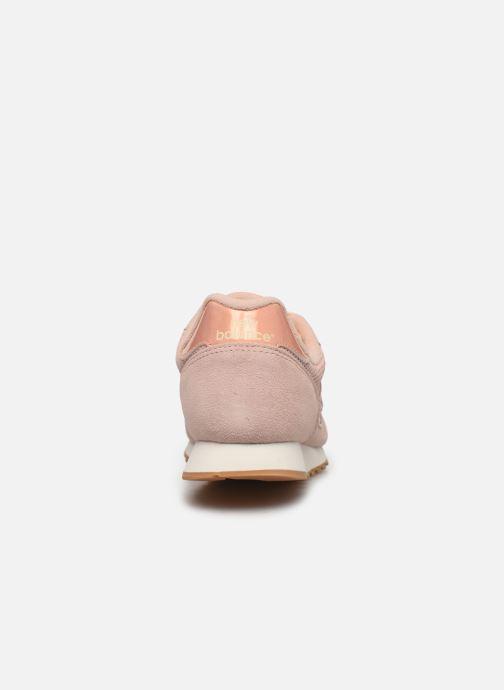 Sneaker New Balance WL373 rosa ansicht von rechts