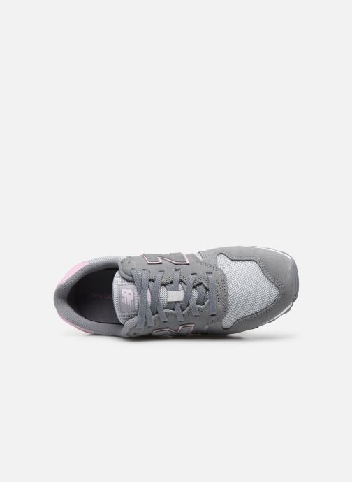 Trainers New Balance WL373 Grey view from the left