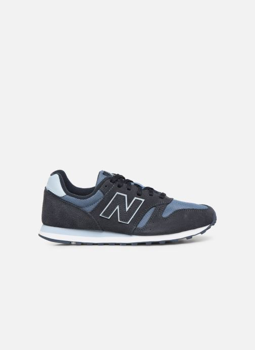 Sneakers New Balance WL373 Blauw achterkant