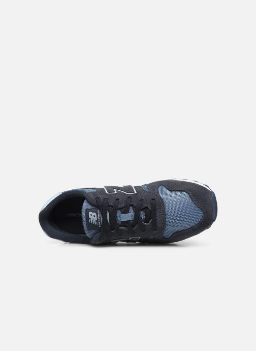 Sneakers New Balance WL373 Blauw links