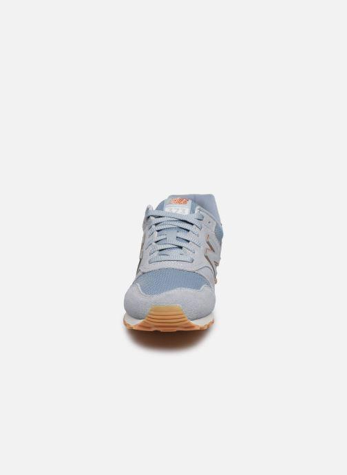 Sneakers New Balance WL373 Blå se skoene på