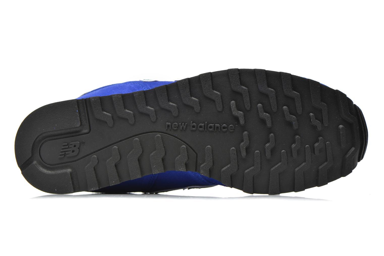 Baskets New Balance WL373 Bleu vue haut