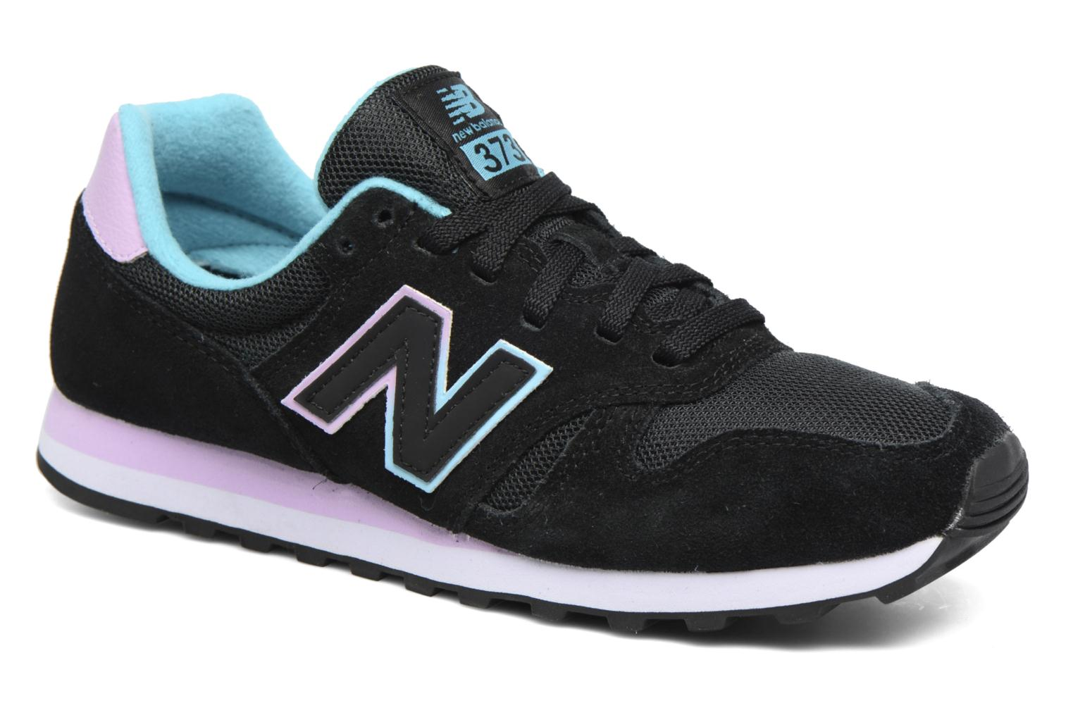 Sneakers New Balance WL373 Zwart detail