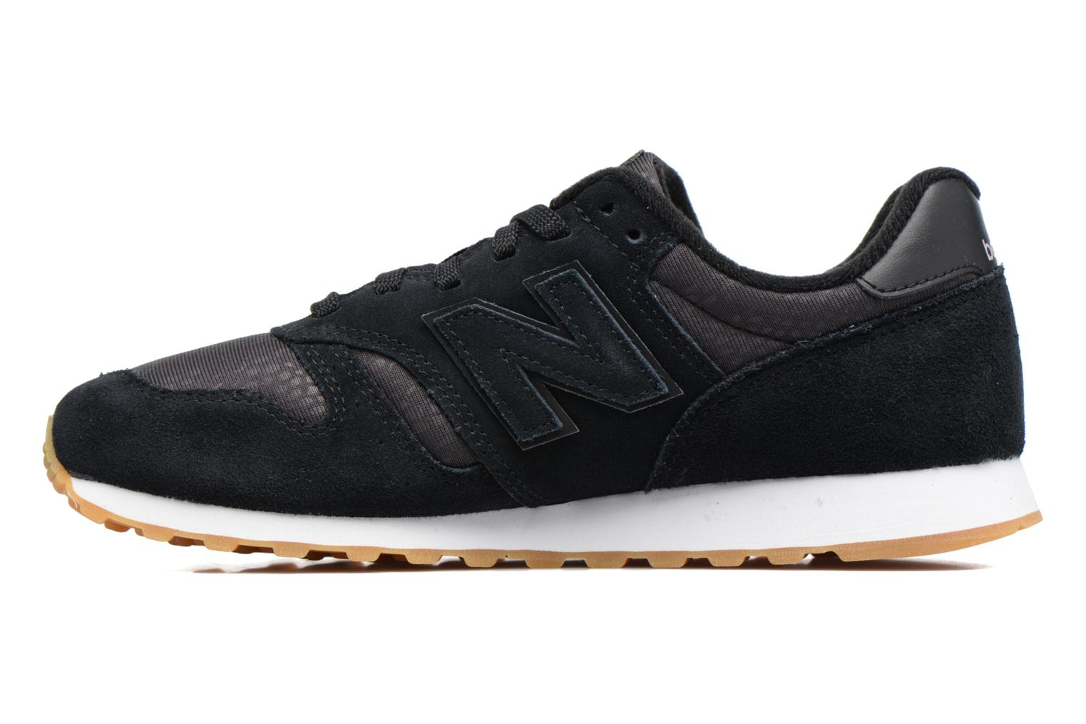 Baskets New Balance WL373 Noir vue face