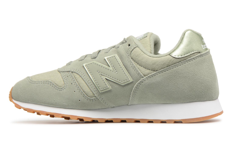 Sneaker New Balance WL373 grün ansicht von vorne