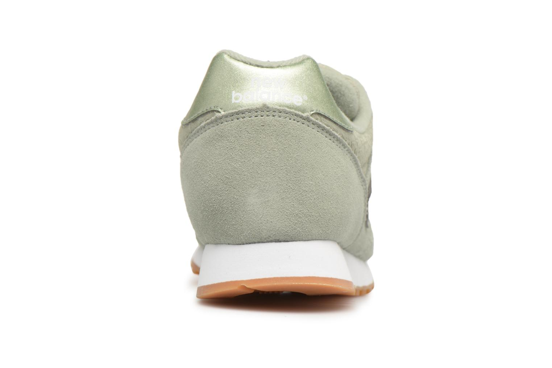 Sneaker New Balance WL373 grün ansicht von rechts