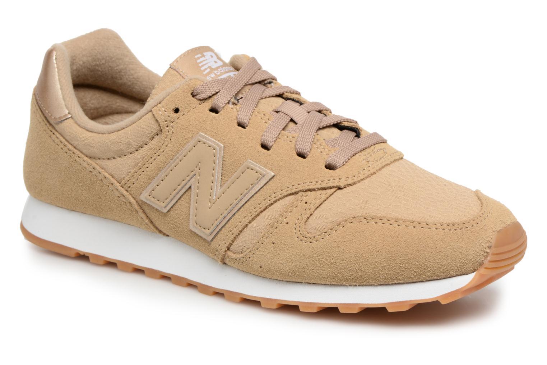 Sneakers New Balance WL373 Beige detail
