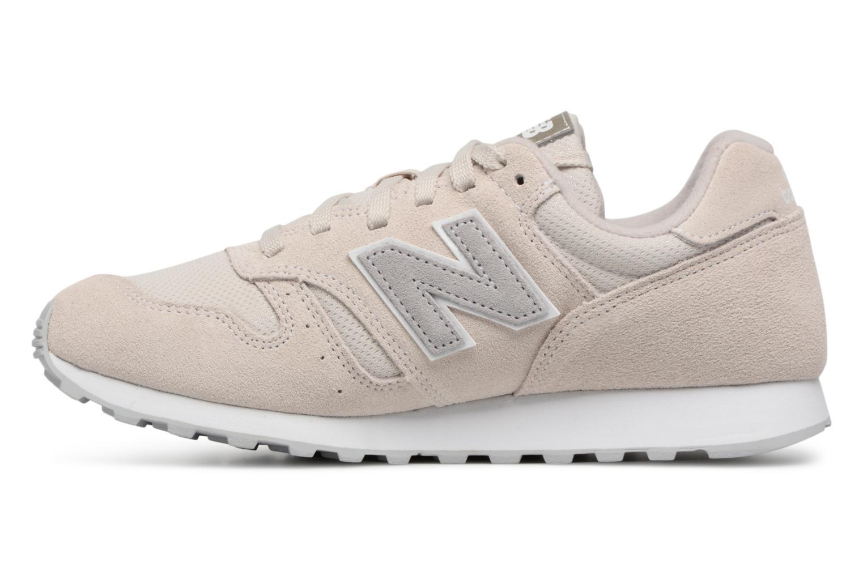 Sneakers New Balance WL373 Grijs voorkant