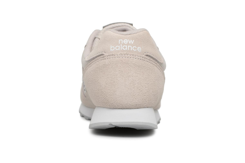Sneakers New Balance WL373 Grijs rechts