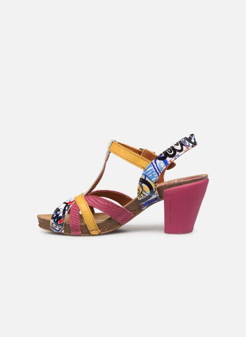 Sandalen Art I Feel 239 mehrfarbig ansicht von vorne