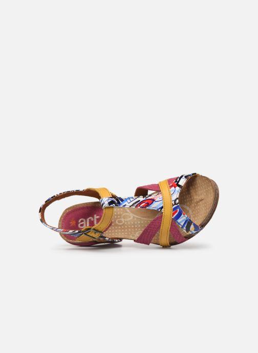 Sandalen Art I Feel 239 mehrfarbig ansicht von links