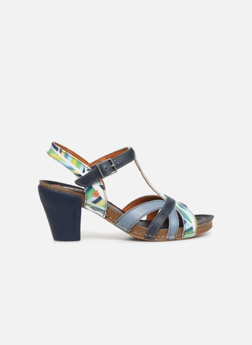 Sandales et nu-pieds Art I Feel 239 Bleu vue derrière