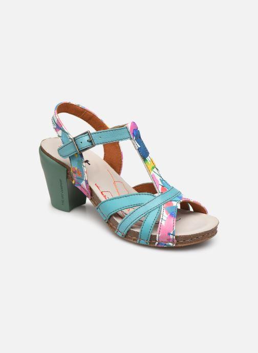 Sandales et nu-pieds Art I Feel 239 Bleu vue détail/paire