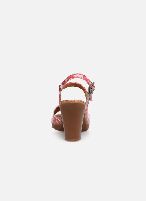 Sandales et nu-pieds Art Rio 293 Rose vue droite