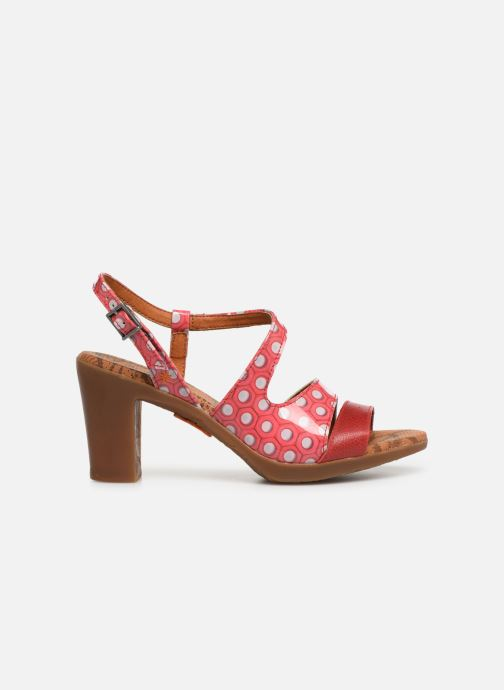 Sandales et nu-pieds Art Rio 293 Rose vue derrière