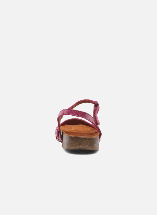 Sandales et nu-pieds Art I Breathe 998 Violet vue droite