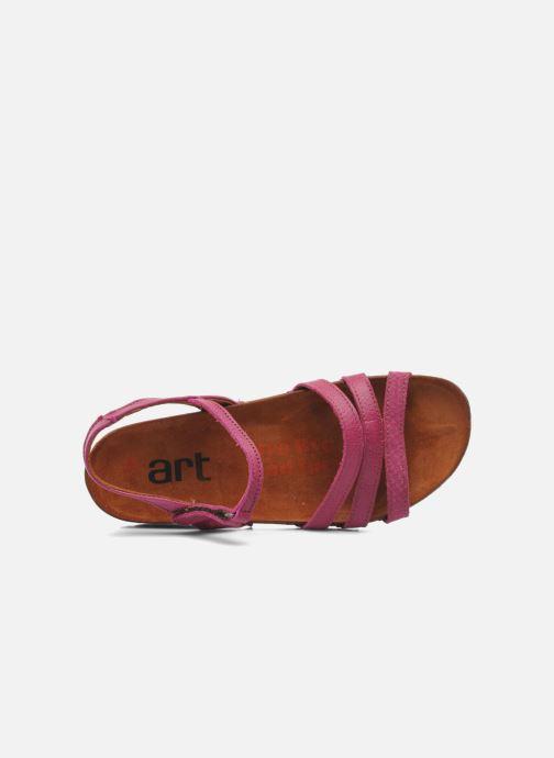 Sandales et nu-pieds Art I Breathe 998 Violet vue gauche