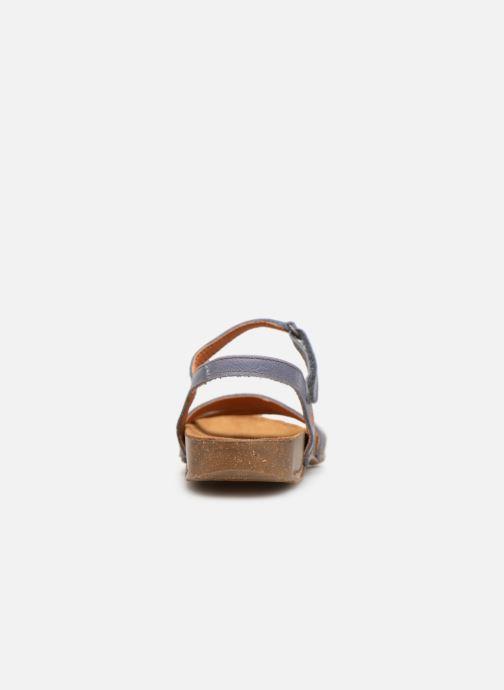Sandalen Art I Breathe 998 blau ansicht von rechts