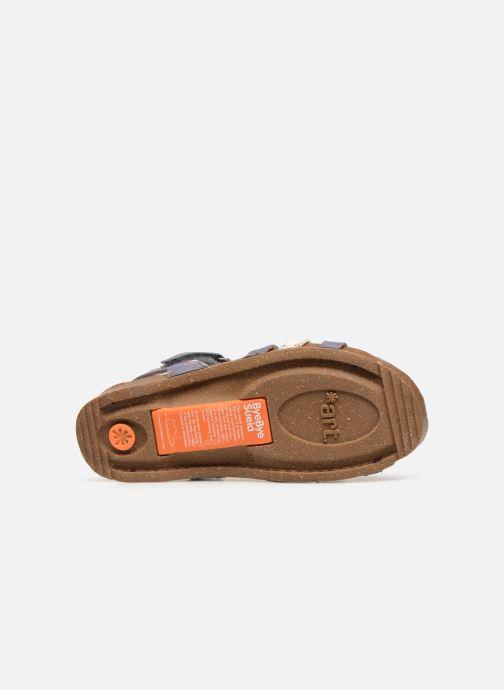 Sandalen Art I Breathe 998 blau ansicht von oben
