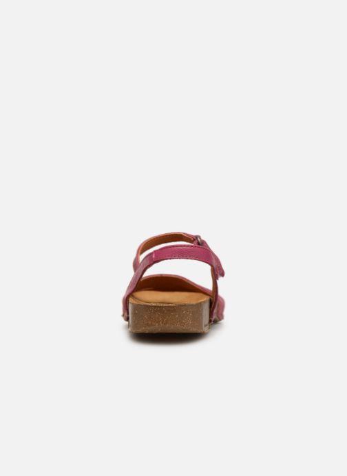 Sandales et nu-pieds Art I Breathe 998 Rose vue droite