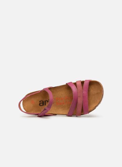 Sandales et nu-pieds Art I Breathe 998 Rose vue gauche