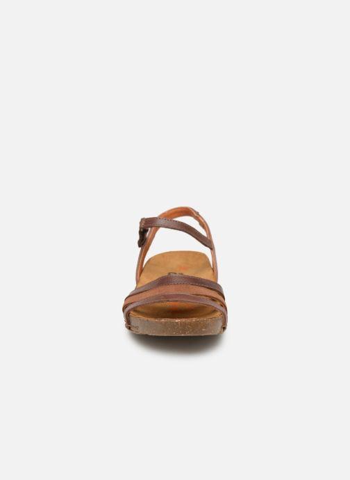 Sandalen Art I Breathe 998 braun schuhe getragen