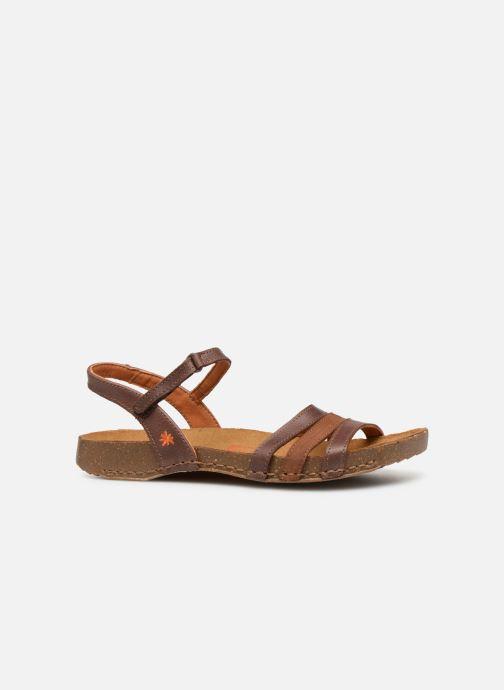 Sandalen Art I Breathe 998 braun ansicht von hinten