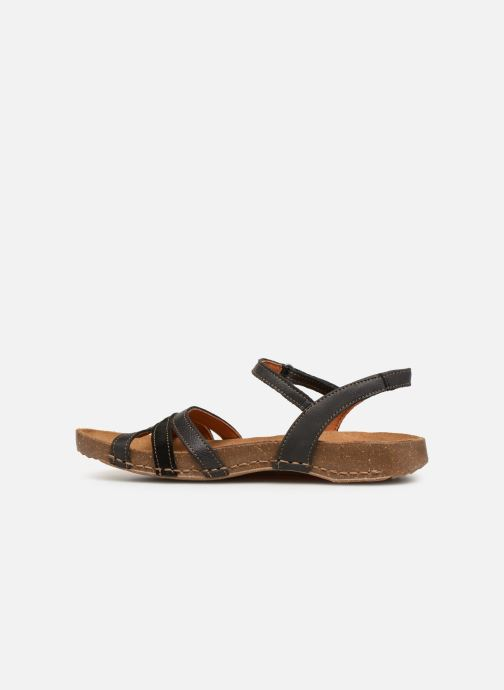 Sandali e scarpe aperte Art I Breathe 998 Nero immagine frontale