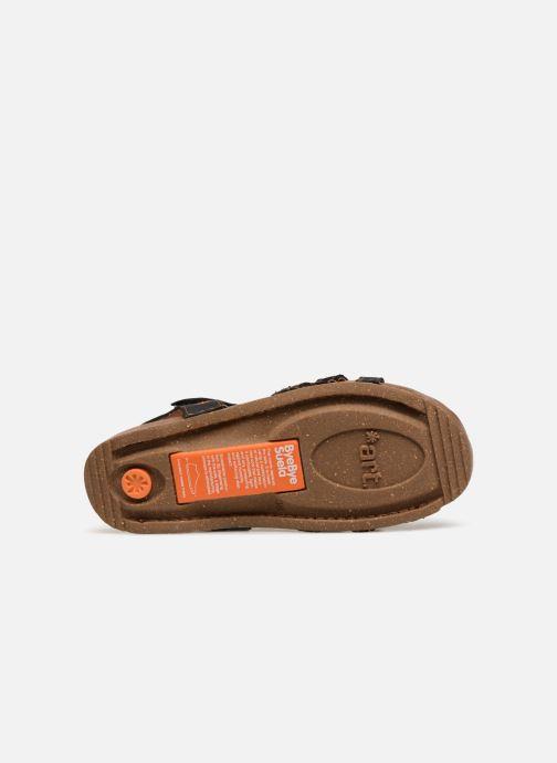 Sandales et nu-pieds Art I Breathe 998 Noir vue haut
