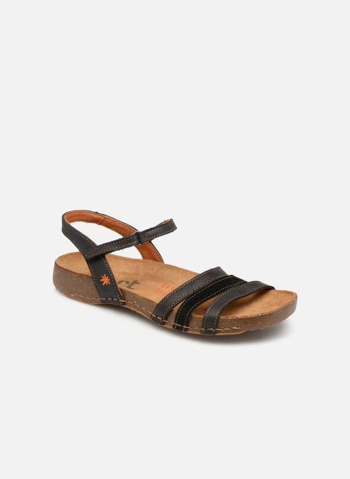 Sandales et nu-pieds Art I Breathe 998 Noir vue détail/paire