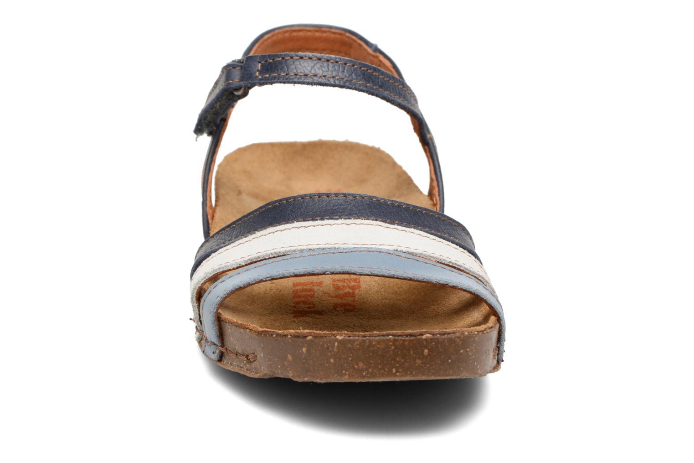 Sandales et nu-pieds Art I Breathe 998 Bleu vue portées chaussures