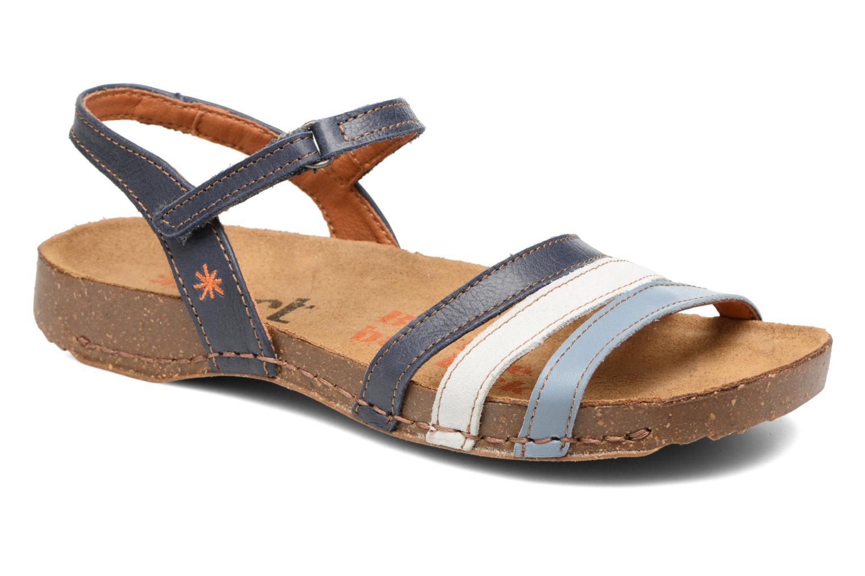 Sandales et nu-pieds Art I Breathe 998 Bleu vue détail/paire