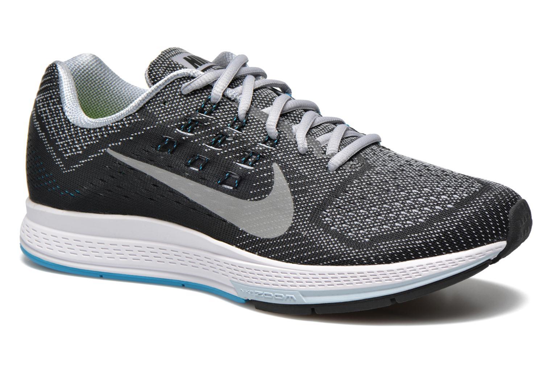 Nike (Gris) Nike Air Zoom Structure 18 (Gris) Nike Chaussures De Sport Chez b49cbf