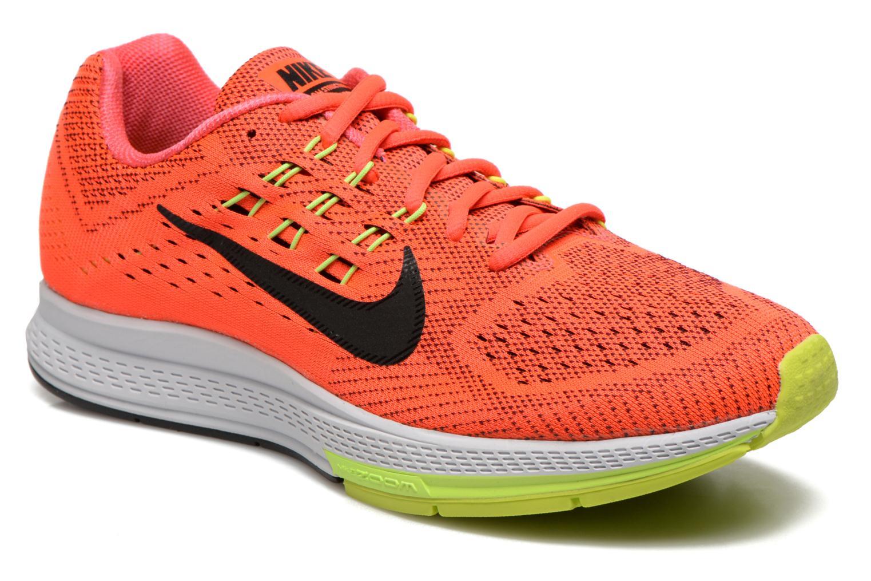 nouveau style b9c9c b1ed3 Nike Nike Air Zoom Structure 18 (Rose) - Chaussures de sport ...