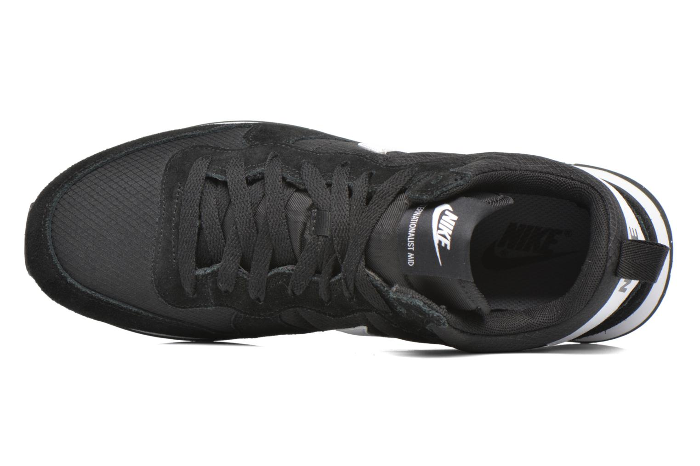 Baskets Nike Nike Internationalist Mid Noir vue gauche